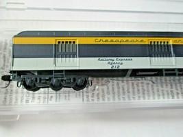 Micro-Trains #14900410 Chesapeake & Ohio 78' Heavyweight Horse Car N-Scale image 2