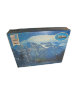 Vintage Milton Bradley MB Big Ben Mt Robson British Columbia 1000 Piece ... - $14.80
