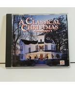 Time Life A Classical Christmas Music CD  - $11.99