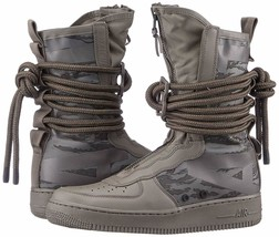 Nike SF-AF1 HI Sneakerboot Men's SHOES  RIDGEROCK BLACK 8 9 9.5  AA1128 203 - $130.89+