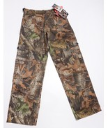 NWT LIBERTY YOUTH Hunting PANTS Size Extra Large Regular Advantage Timber - $40.62