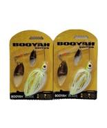 BOOYAH BYBW12616 BYA DBL WILLOW 1/2 - WHT/CHT - $16.03