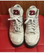 2016 Nike 838818-164 Air Jordan 1 Flight 4 Premium White Navy Shoes - 9 1/2 - $48.50