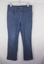 Womens Nine west jeans stretch boot cut size 10 - $14.98