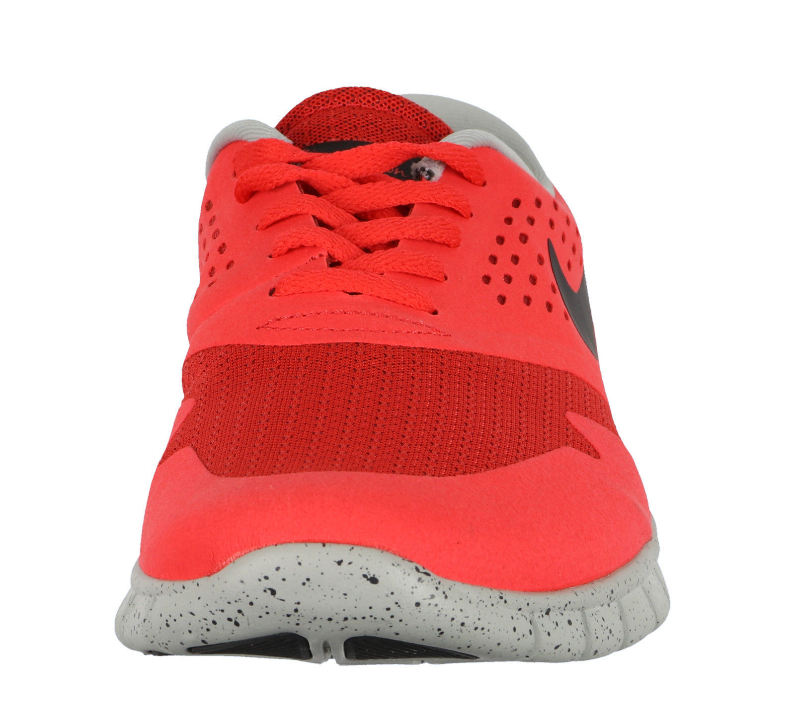 the latest d6621 0aff5 NIKE SB Eric Koston 2 Max Skateboarding Shoes sz 10 Crimson Red Black Gray