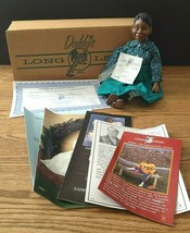 "Daddy's Long Legs Doll Molly DLP95B Signed 12"" Mint in Box with COA - $53.00"