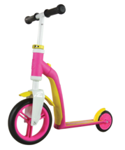 Schylling Scoot & Ride Highway Ride On Baby Pink/Yellow #NLOK5 - S4 - $69.99