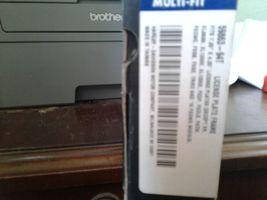 Harley Chrome License Bracket / Frame P/N: 59863-94T image 4