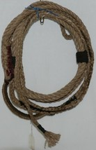 Unbranded Bull Rope Annxx Product Number DP11094 15 1/2 Feet Long image 1