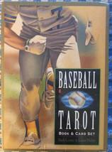 New BASEBALL TAROT Book & Card Set M.Lerner & L.Phillips 324 Pgs/78 Card... - £13.41 GBP