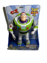 """Buzz Lightyear Toy Story 4 Disney Pixar 12"""" Posable Karate Chop W4 - $28.70"""