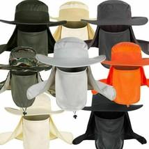 Cappello da pescatore da caccia Cappello estivo da escursionismo a tesa... - $17.09
