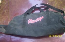 Rawlings softball equipment bat bag - $1.50