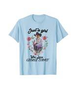 New Tee -  Just a Girl Who Loves Music-Guitar-Singing T-shirt Men - $19.95 - $23.95