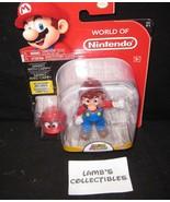 "Super Mario Odyssey World of Nintendo series 3-1 large 3.8"" action figur... - $46.67"