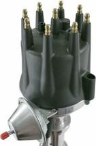 Pro Series R2R Distributor for 1951 to 1964 Studebaker, V8 Engine Black Cap image 2