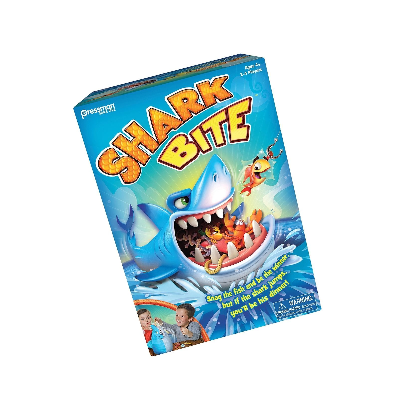 Shark Bite [New] Children's Board Game Pressman Toys