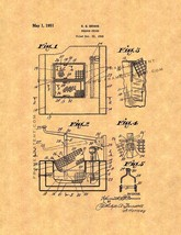 French Fryer Patent Print - $7.95+