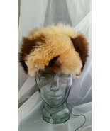 Peruvian Alpaca Luxurious Fur Hat  handmade World Travelers Souvenir Sz S - $98.01