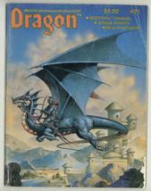 TSR AD&D RPG Dragon Magazine #71 1983 Clyde Caldwell Cover Art Greyhawk Deities - $12.86