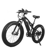Rocky Road Fat Tire Electric Bicycle Rocky 48 Volt Lithium - $1,799.00