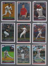 2006 TOPPS CHROME MLB - BASE or REFRACTOR   ( RC's, STARS) - WHO DO YOU ... - $0.99+