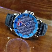 1980's Vintage Mens PEPSI Watch Pepsi Dial 40MM - $39.95