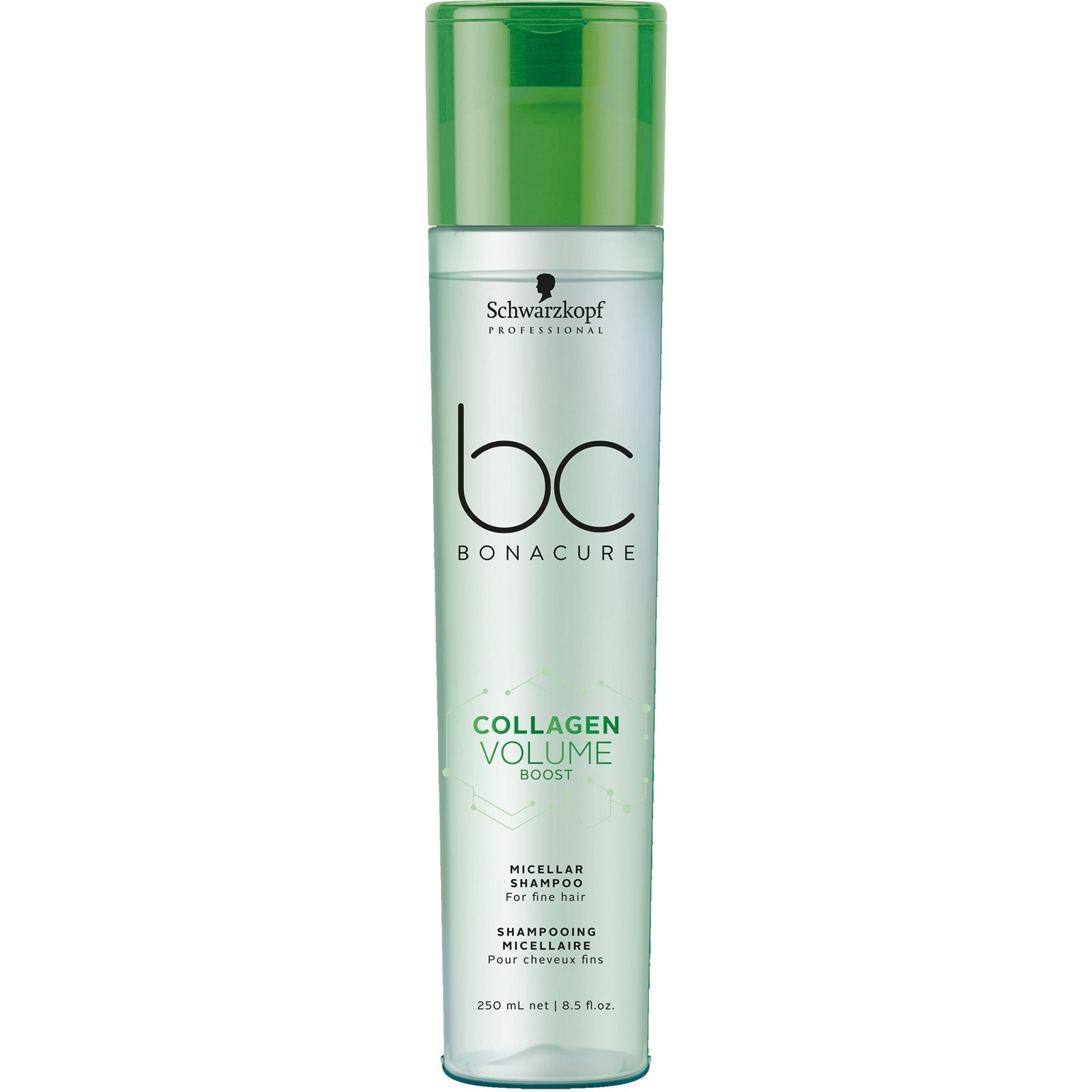 Schwarzkopf Professional Bonacure Collagen Volume Boost Micellar Shampoo 8.5oz