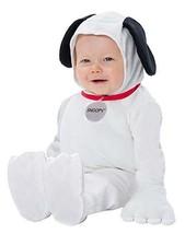 Palamon Peanuts Charlie Brown Snoopy Perro Animales Infantil Disfraz Hal... - $29.38