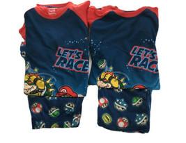 Fortnite Boys 2 Pc Size 8 Pajama Set Top  Pants NWT Blue New Medium New