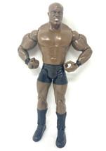 2003 Jakks Pacific WWE Bobby Lashley Wrestling Figure Ruthless Aggression - $9.49