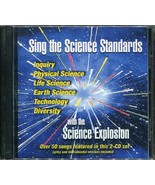 Sing the Science Standards 2-CD Set Over 50 Songs (Brand New) - $13.36
