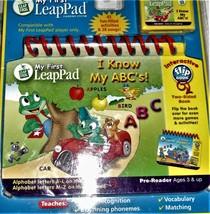 LeapPad - I Know my ABC's (LeapFrog) - $8.00