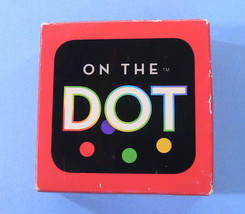 On The Dot Card Puzzle Game (Brainwright, 2012) Brain Teaser - $9.22
