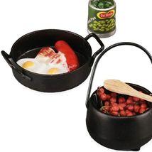 DOLLHOUSE Campsite Cooking Set 1.423/6 Reutter Miniature - $25.65
