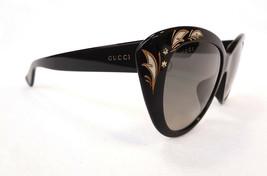 GUCCI Women's Sunglasses GG3828/F/S 807 Black 55-17-145 MADE IN ITALY - ... - $299.95