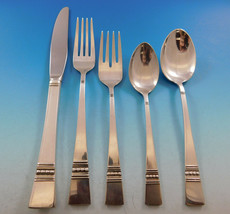 Diadem by Reed and Barton Sterling Silver Flatware Set for 8 Service 45 ... - $2,290.75