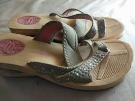 Women Shoes Skechers Size 6 UK Synthetic Multicoloured Sandals - $29.03