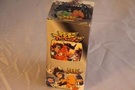 Digimon Adventure Japan Box of 15 Packs Sealed Cards 1999 Japanese Tradi... - $51.13