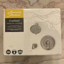 7413508.295 Chatfield American Standard Brushed Nickel Tub Shower Faucet... - $79.50