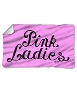 Blankets Neuf Authentique Graisse Pink Ladies Couverture Polaire - $49.96