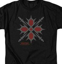 Vampire Knight t-shirt Japanese Anime fantasy black graphic tee VKNT103 image 3