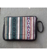 Guatemalan Change Purse Coin Pouch Wallet  Stash Bag Unisex - $6.49