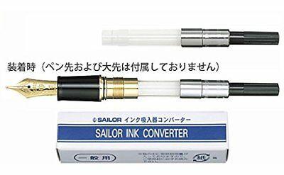 14-0500Sailor Fountain Pen Converter