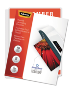 NEW Fellowes Laminating Pouches 5 mil UV Protection Letter 11.5 x 9 100/... - $18.90