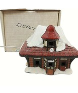 Wee Crafts Brookshire Depot English Country Village Painted Finished Lig... - $49.49
