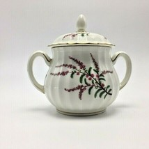 Dunrobin by Sone China Royal Worcester - Sugar Bowl & Lid - $37.95