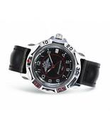 Vostok Komandirskie 811952 Russian Mens Military Wrist Watch Ministry of... - $37.17