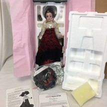 Coca-Cola Victorian Girl Doll #17360 Danbury Mint 1998 NEW! NRFB! - $74.25
