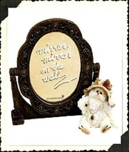 "Boyds Purrstone Frame ""Purrcila Prissybuns"" #271601-1E- New -RETIRED - $19.99"